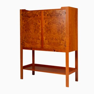 Cabinet on Stand Model 2135 by Josef Frank for Svenskt Tenn, Sweden, 1950s