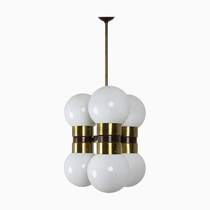 Mid-Century Chandelier from Napako, 1960s