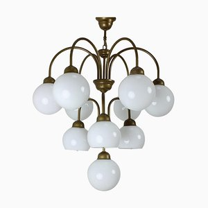Mid-Century German Chandelier, 1980s