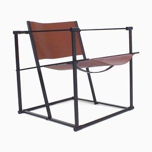 FM60 Lounge Chair by Radboud Van Beekum for Pastoe, the Netherlands, 1980s