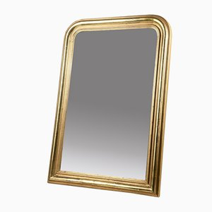 French Louis Philippe Gilded Mirror