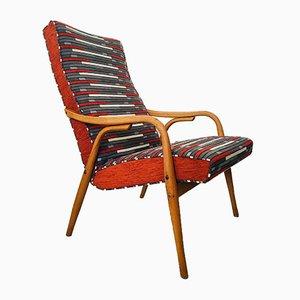 Armchair by Antonin Suman for Ton, 1960s