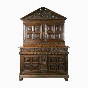 Muebles del norte de Italia, siglo XVII