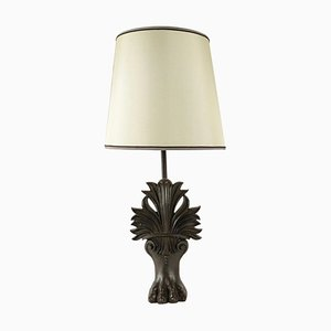 Baignoire Antique Lion's Claw Foot Changed into a Lamp