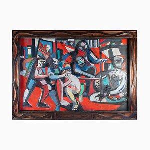 Modern Art Painting, 1980s