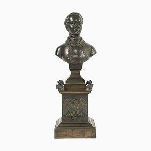 Bronze de Napoléon III, 19ème Siècle