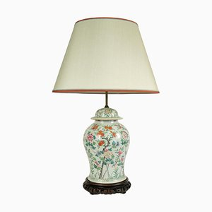 Antique Chinese Porcelain Table Lamp