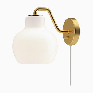 Wandlampe Crown 1 von Vilhelm Lauritzen für Louis Poulsen
