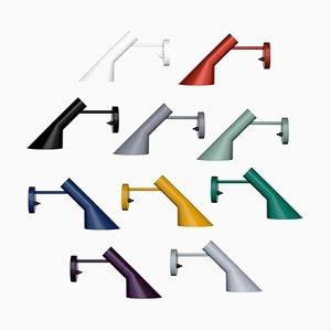 AJ Colour Wandlampe von Arne Jacobsen für Louis Poulsen