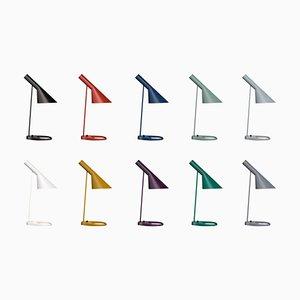 Lampe de Bureau AJ Color Mini par Arne Jacobsen pour Louis Poulsen