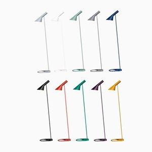 Lámpara de pie AJ Color de Arne Jacobsen para Louis Poulsen