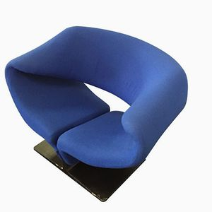 Ribbon Chair by Pierre Paulin for Artifort