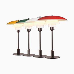 Colour Tischlampe von Poul Henningsen für Louis Poulsen
