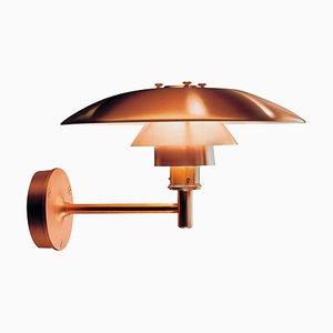 Outdoor Wall Lamp in Copper by Poul Henningsen for Louis Poulsen