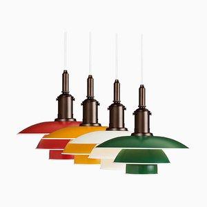 Medium Metal Pendant Light by Poul Henningsen for Louis Poulsen