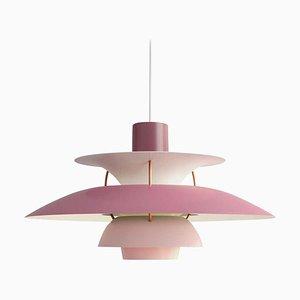Extra Large Metal Pendant Light by Poul Henningsen for Louis Poulsen