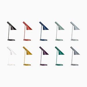 AJ Colour Tischlampe von Arne Jacobsen für Louis Poulsen
