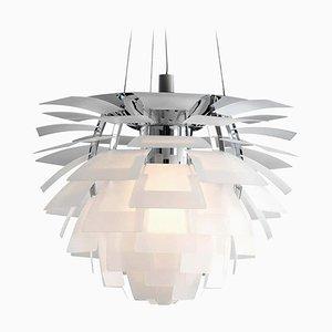 Kleiner Artichoke Kronleuchter aus Glas von Poul Henningsen für Louis Poulsen