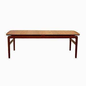Tavolino da caffè modello 640 in teak di Peter Hvidt & Orla Mølgaard-Nielsen per France & Søn / France & Daverkosen, 1957
