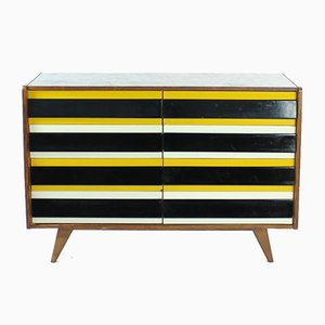 Type U 453 Chest of Drawers by Jiří Jiroutek for Interier Praha, 1962