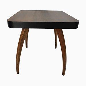 Table Basse Modèle H-259 Mid-Century par Jindřich Halabala pour UP Závody, 1940s