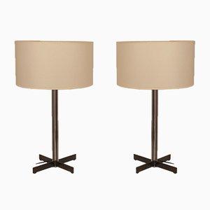 Tischlampen von José María Fargas I Falp für Metalarte, 1966, 2er Set