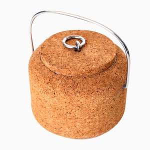 Cork Ice Bucket by Signe Persson Melin for Boda Nova