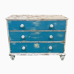 Vintage English Chest of Drawers