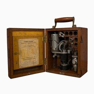Indicador mecánico antiguo de Dobbie Mcinnes, años 20