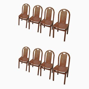Dining Chairs from Baumann, 1960s, Set of 8