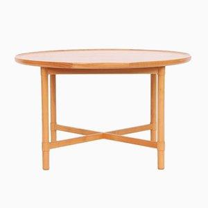 Danish Model 100 Coffee Table by Vagn Jacobsen for Søborg Møbelfabrik, 1980s