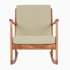 Rocking Chair FD110 par Ole Wanscher pour France & Søn / France & Daverkosen, 1950s