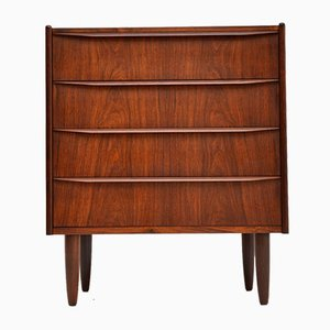 Vintage Danish Rosewood Chest of Drawers, 1960s