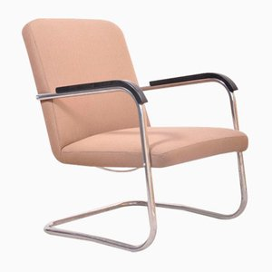 Vintage Cantilever Lounge Chair