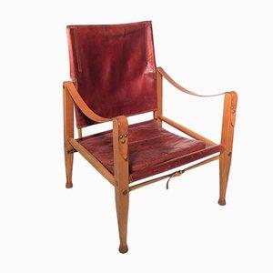 Safari Chair von Kaare Klint für Rud Rasmussen, 1937
