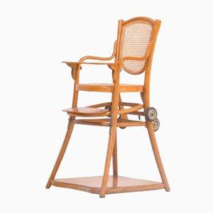 Chaise Haute pour Enfant Modèle 4 Antique de Thonet