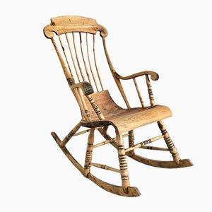 Sedia a dondolo antica a 6 gambe, Svezia