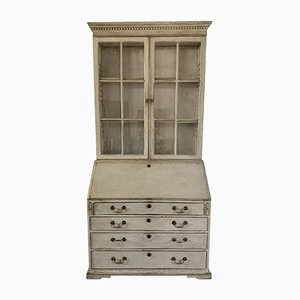 Antique Gustavian Secretaire, 1820s