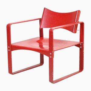 Modell 270F Sessel von Verner Panton für Thonet, 1972