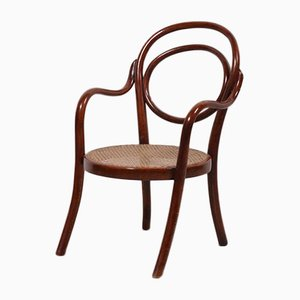 Antique No. 10 Children's Chair from Thonet