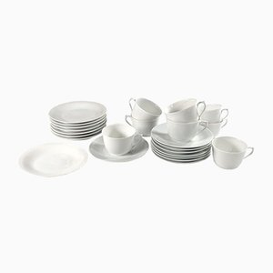 Porcelain Tableware Set from Bing & Grondahl, 1960s, Set of 24