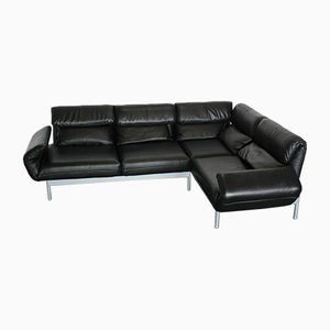 Leather Plura Corner Sofa by Beck Design for Rolf Benz