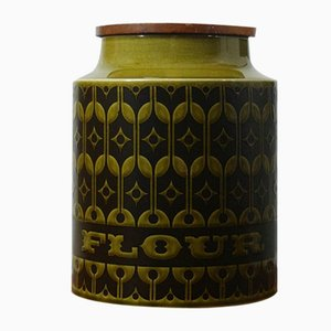 Vintage Ceramic Container by John Clappison for Hornsea England, 1970s