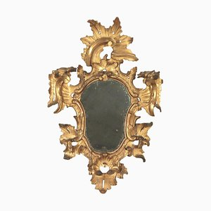 18th Century Italian Barocchetto Style Mercury Frame
