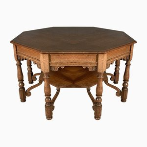 Country House Centre Table, 1880s