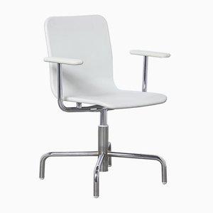 White Soho Desk Chair by Naoto Fukasawa for Magis