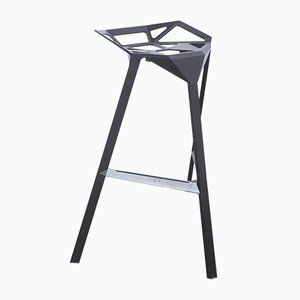 Black Stool_One XL by Konstantin Grcic for Magis