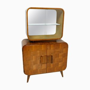 Mid-Century Catalogue Display Case by Jindrich Halabala for Up Závody, 1940s