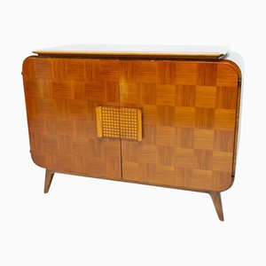 Mid-Century Catalogue Sideboard by Jindrich Halabala for Up Závody, 1940s