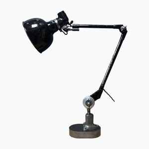 Black Table Lamp from Rademacher, 1930s
